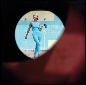 Skin-tight Suit, Malibu, California, 1958. Photograph/Gordon Parks