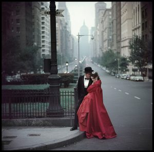 Evening Wraps, New York, New York, 1956. Photograph/Gordon Parks