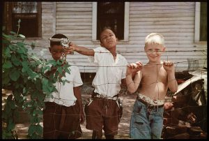 Untitled, Alabama, 1956. Photograph/Gordon Parks