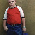 Young Man, Binghamton, NY, 1987. Photograph/Bruce Wrighton