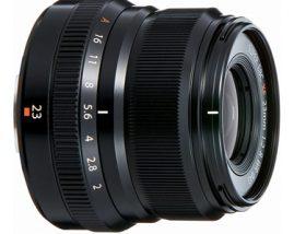 Fujinon XF 23mm f/2 R WR