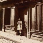 Versailles, Maison Close, Petit Place, Mars1921.