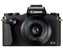 Canon PowerShot G1 X MK III