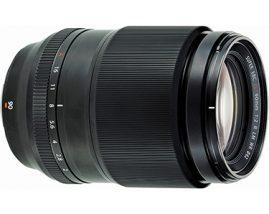 Fujinon XF90mm f/2 R LM WR