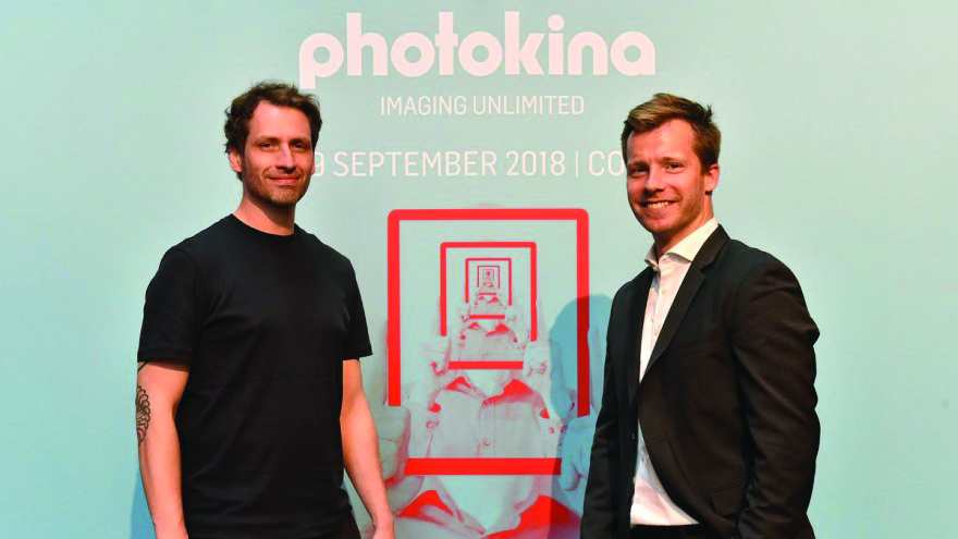 photokina 2018: Makeover for Instagram Channel