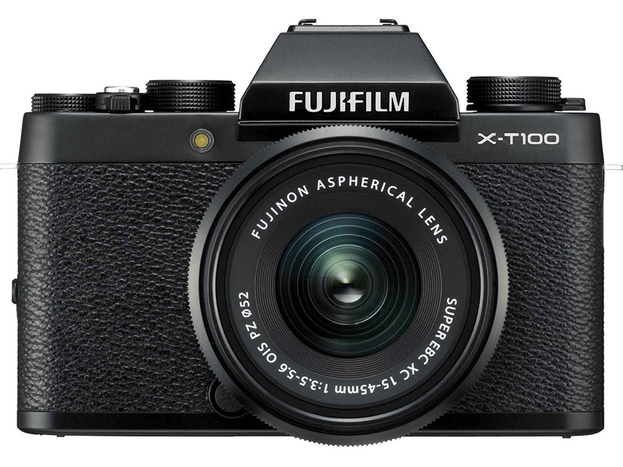 Fujifilm X-T100: Another Joins the Fray