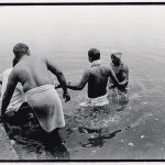 Rituals in River Cauvery, 2016. Photograph/Sathish Kumar