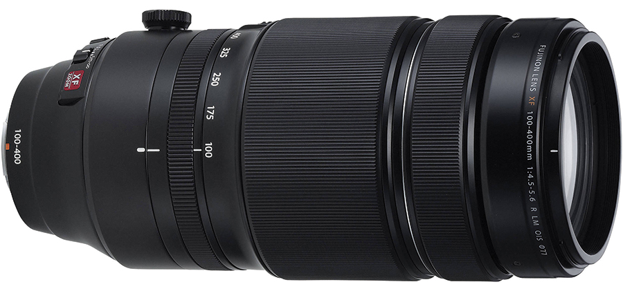 Fujifilm XF 100–400mm f/4.5-5.6 R LM OIS WR: Covering Loose Ends