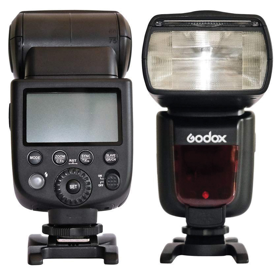 Godox ThinkLite TT585N: Smart, Sturdy and Practical