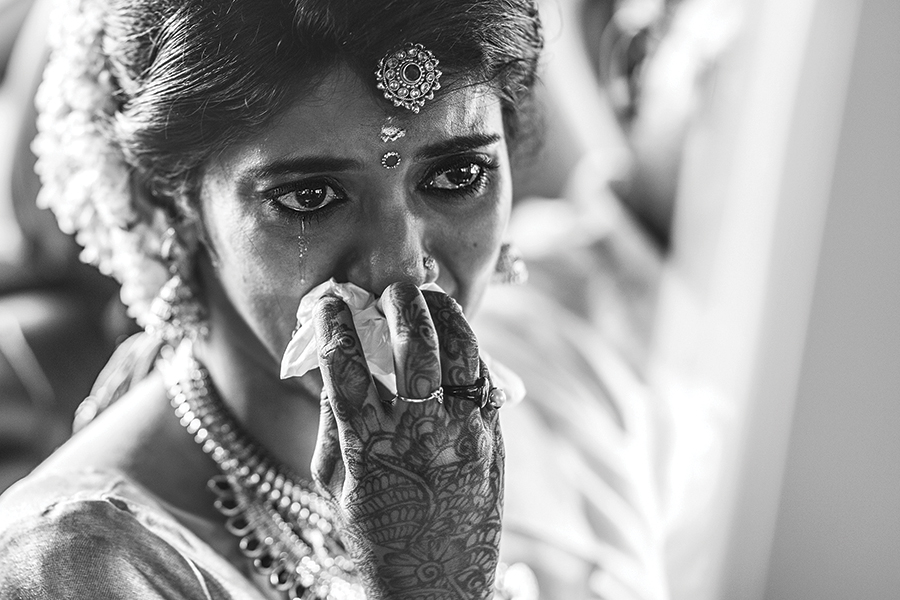 Runner up in the Emotions category. Photograph/Sanoj Kumar