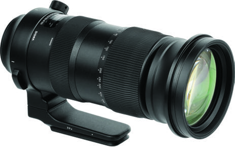 Sigma 60–600mm f/4.5-6.3 DG OS HSM Sports