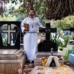 Father Varghese. Photograph/Indu Antony