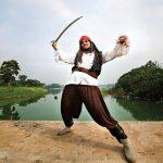 Jack Sparrow. Photograph/Indu Antony