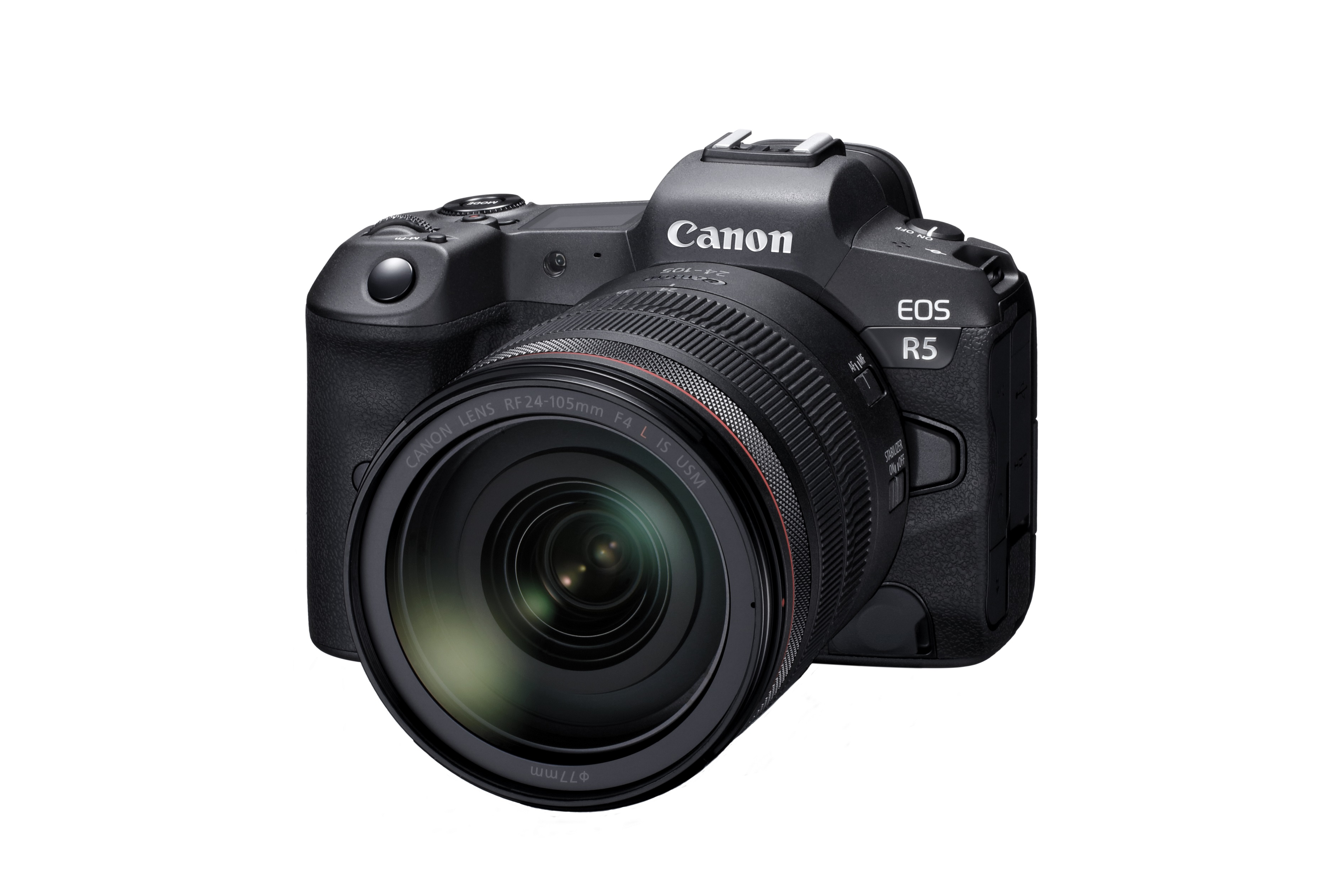 Canon Launches Brand New Revolutionary Full-frame Mirrorless Cameras EOS R5 and EOS R6 in India