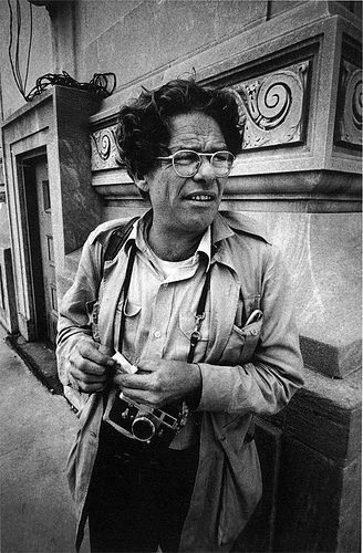 Quote of the Week by Garry Winogrand