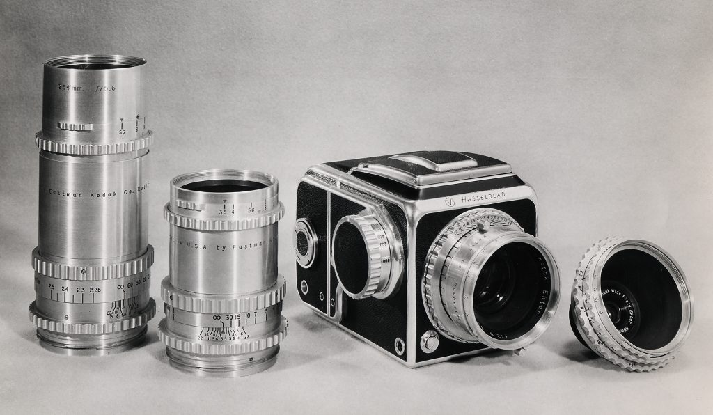 The Birth of Hasselblad