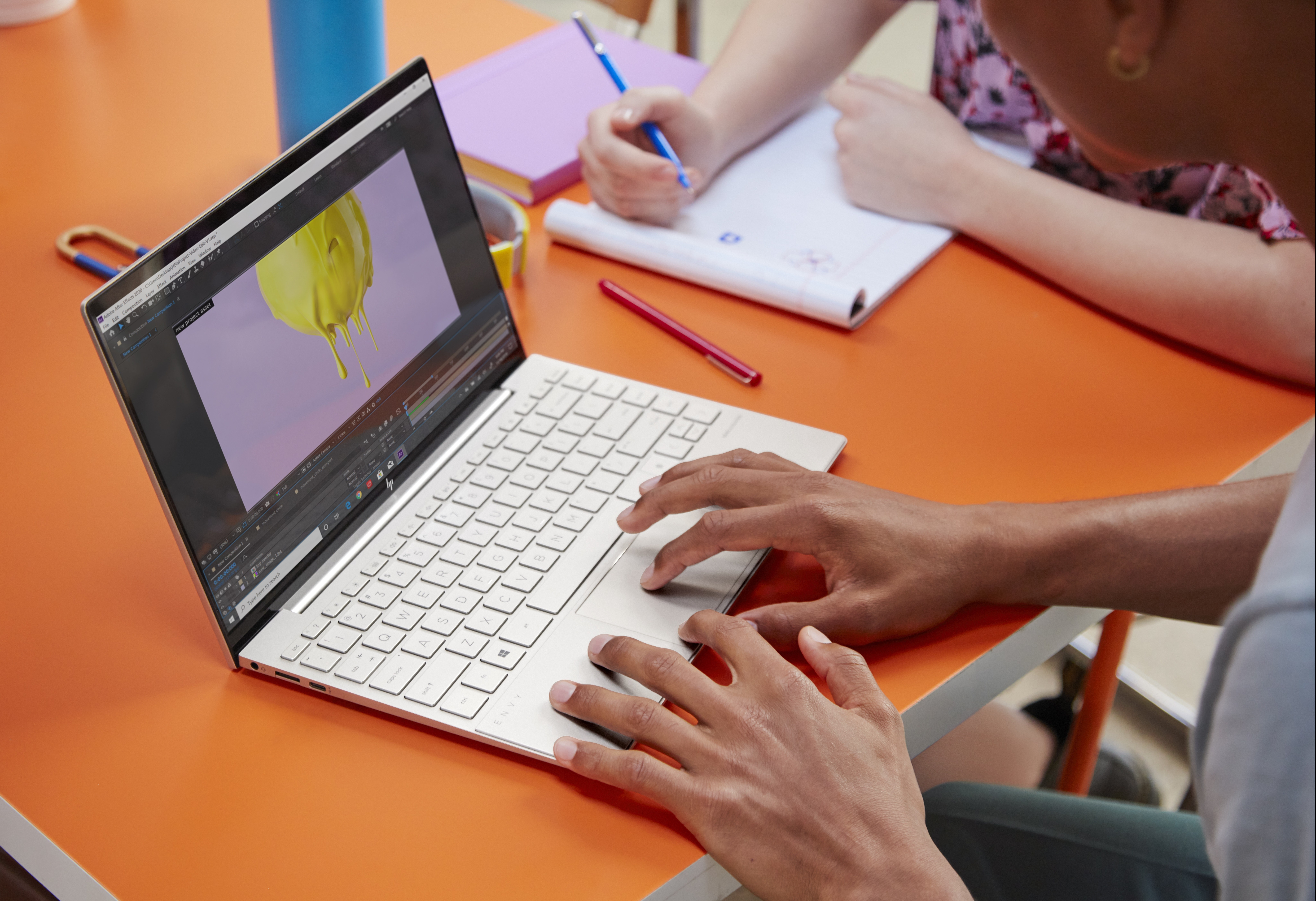 HP Powers Expression of Modern Creators with the New ENVY 15