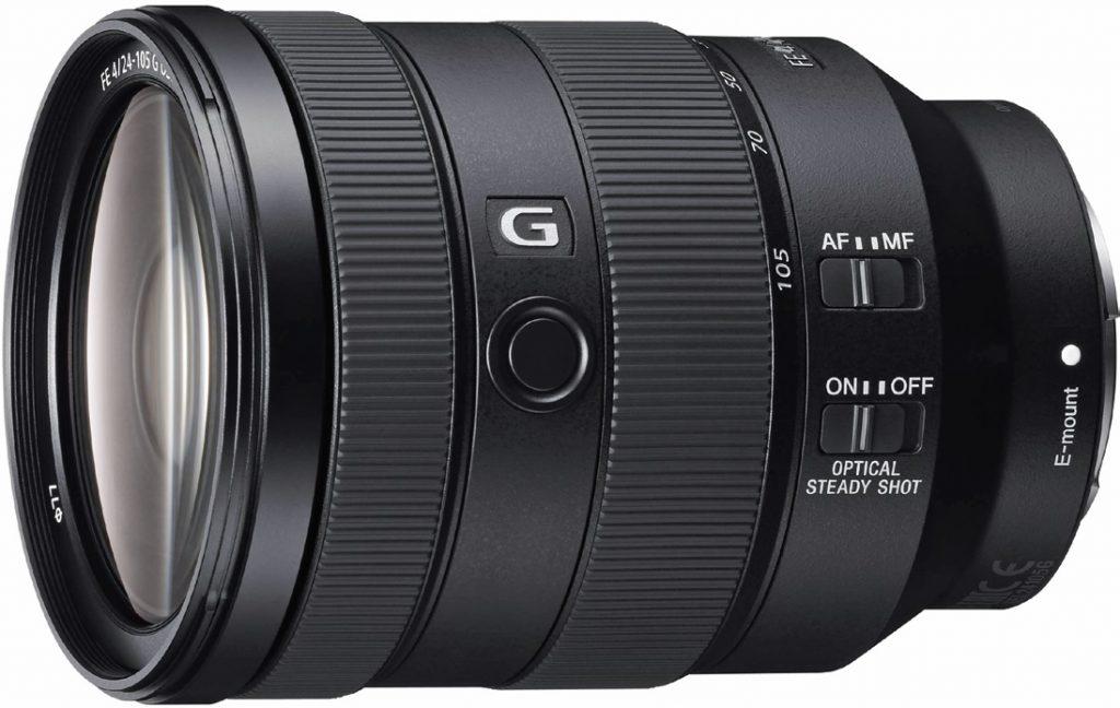 Sony FE 24-105mm f/4 G OSS: Versatile All-rounder