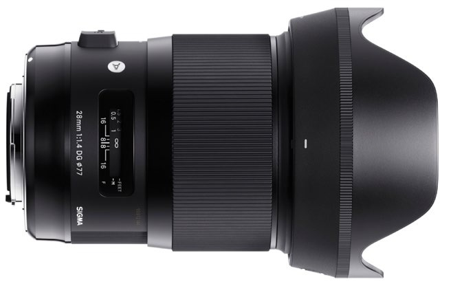 Another Worthy Winner | Sigma 28mm f/1.4 DG HSM Art