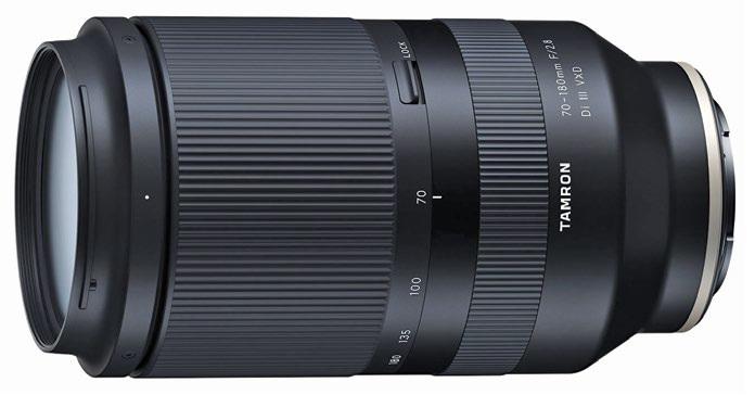 Tamron 70–180mm f/2.8 Di III VXD: A Worthy Alternative