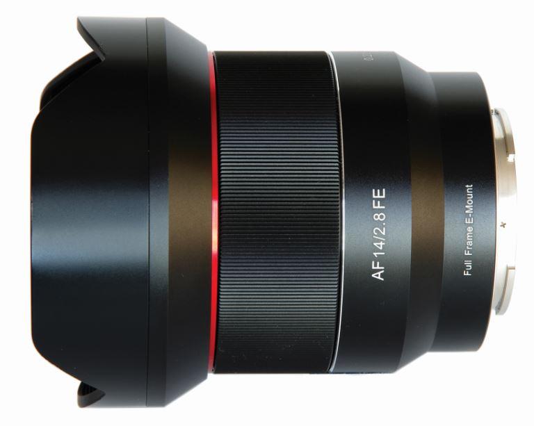 Samyang AF 14mm f/2.8 EF: Affordable Ultrawide